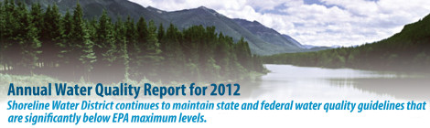 Annual Water Quality 2012 featured