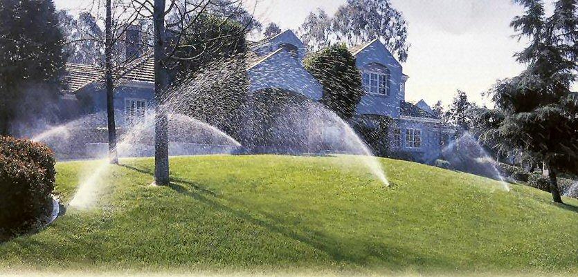 Irrigation System Tune Up North City Water District
