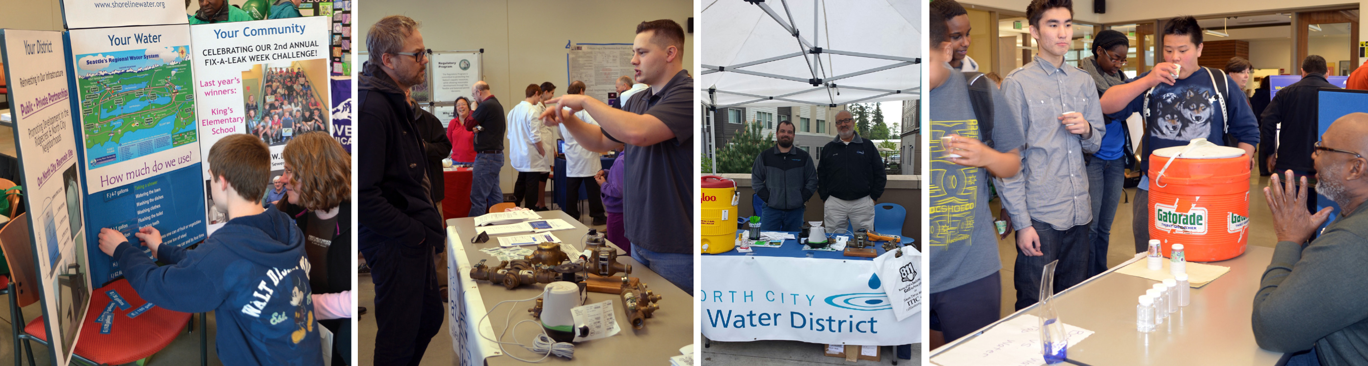 North City Water District Community Events Shoreline