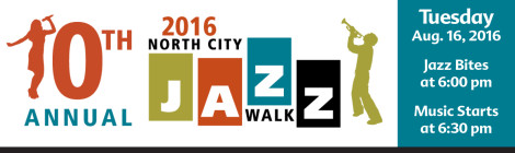 Jazz Walk Featured 2016