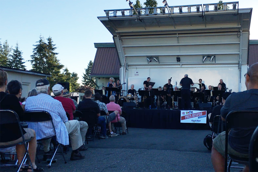 North City Jazz Walk Greta 2016