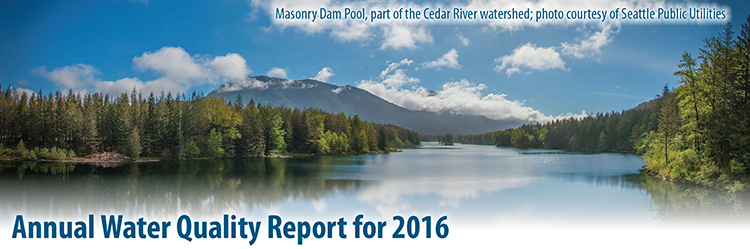 North city Water District Water Quality 2016 med