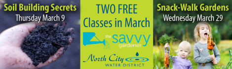 Savvy Gardener 2 Classes 2017 Featured
